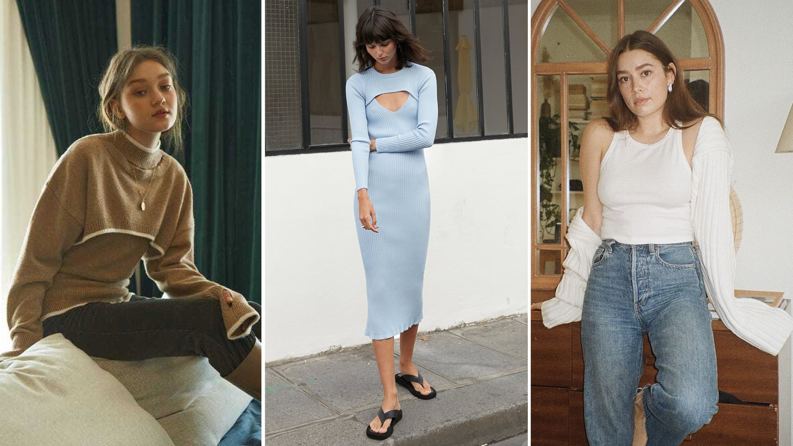 17 Bolero Sweaters to Layer Over Everything This Spring